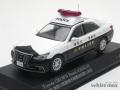 レイズ 1/43 トヨタ クラウン ロイヤル GRS210 2016 神奈川県警察所轄署地域警ら車両 鶴2