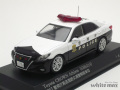 レイズ 1/43 トヨタ クラウン アスリート GRS214 2017 警視庁高速道路交通警察隊車両 速17
