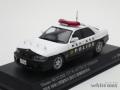 レイズ 1/43 ニッサン スカイライン GT-R AUTECH ERSION 2018 神奈川県警察交通部交通機動隊車両 477
