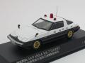 レイズ 1/43 マツダ サバンナ RX-7 1979 島根県警察交通部交通機動隊車両