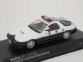 レイズ 1/43 マツダ RX-7 FC3S 1989 警視庁高速道路交通警察隊車両 速30