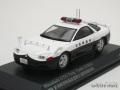 レイズ 1/43 ミツビシ GTO Twin Turbo Z16A 1994 新潟県警察高速道路交通警察隊車両 502