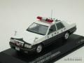 レイズ 1/43 ニッサン セドリック (YPY31) 1995 京都府警察交通部交通機動隊車両 K03