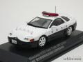 レイズ 1/43 ミツビシ GTO Twin Turbo MR Z15A 1997 愛知県警察高速道路交通警察隊車両