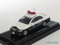 レイズ 1/64 トヨタ クラウン (180系) 兵庫県警察機動パトロール隊車両 7