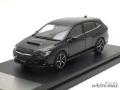 ハイストーリー 1/43 スバル レヴォーグ GT-H 2020 (クリスタルブラックシリカ)