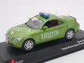J-コレクション 1/43 トヨタ ソアラ 2004 トヨタ モーター スポーツ ペースカー (グリーン)