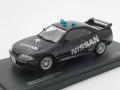 京商 1/43 ニッサン スカイライン GT-R BCNR33 富士ペースカー