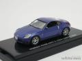 ビーズコレクション 1/64 ニッサン フェアレディ Z Z33 クーペ 2002 (ブルー)