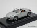 ビーズコレクション 1/64 ニッサン フェアレディ Z Z33 ロードスター 2003 (シルバー)