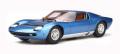 京商 1/18 ランボルギーニ ミウラ P400S (ブルー)