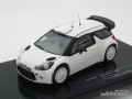 イクソ 1/43 シトロエン DS3 WRC ラリー スペック (ホワイト)