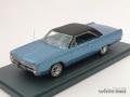 NEO 1/43 プリムス スポーツ フューリー 2ドア ハードトップ 1968 (ブルー/ブラック)