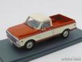 NEO 1/43 シボレー C10 1971 (オレンジ/ホワイト)