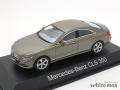 ノレブ 1/43 メルセデス ベンツ CLS 350 CGI 2010 (ブラウングレー)