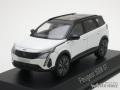 ノレブ 1/43 プジョー 5008 GT Black Pack 2020 (パールホワイト)