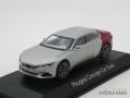 ノレブ 1/43 プジョー コンセプトカー Exalt 2014 北京モーターショー (シルバー/レッド)