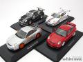 ミニチャンプス 1/43 ポルシェ デザイン ドライバーズ セット(911 4車種セット)