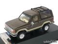 プレミアムX 1/43 フォード ブロンコ II 1989 (ブラウンツートン)