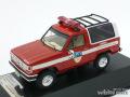 プレミアムX 1/43 フォード ブロンコ II カムデン消防署 ニュージャージー 1990