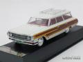 プレミアムX 1/43 フォード カントリー スクワイア 1964 (クリーム)