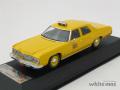 プレミアムX 1/43 シボレー ベルエア 1973 ニューヨーク タクシー