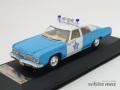 プレミアムX 1/43 シボレー ベルエア 1973 シカゴ ポリスカー