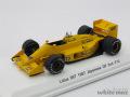 レーヴコレクション 1/43 ロータス 99T 日本GP 2th 1987 No.12 (A.セナ)