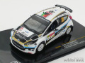 イクソ 1/43 フォード フィエスタ S2000 S-WRC ポルトガルラリー 4位 2010 No.26