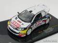 イクソ 1/43 プジョー 206 WRC ラリー イーペル 2000 No.9