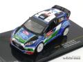 イクソ 1/43 フォード フィエスタ RS WRC モンテカルロ 3位 2012 No.4