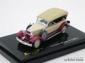 リッコ 1/87 リンカーン モデルK 1931 (アイボリー/ワイン)