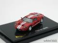 リッコ 1/87 フォード GT 2005 (レッド/ホワイトストライプ)