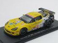 スパーク 1/43 コルベット C6 ZR1 Corvette Racing No.63 LM 2010