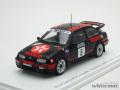 スパーク 1/43 フォードシェラ RS コスワース 1987 フィンランド1000湖 ラリー 総合2位 No.6