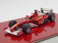 イクソ 1/43 フェラーリ F2002 ドイツGP優勝 No.2 2002