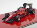 イクソ 1/43 フェラーリ 156-85 ブラジルGP No.28 1985