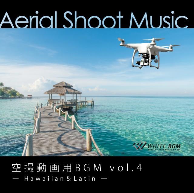 空撮動画用BGM vol.4 -Hawaiian&Latin- (12曲)【♪空撮/ドローン】#artist509 著作権フリー音楽BGM