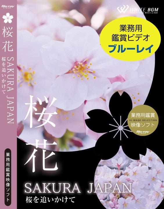 桜花ブルーレイ