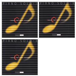 WHITEBGM 著作権フリー音楽 PIANOソロ3枚セット