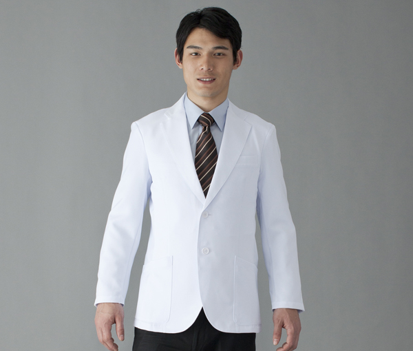 【FOLK】1011TW【シングルジャケット(メンズ)・男子白衣・上衣】