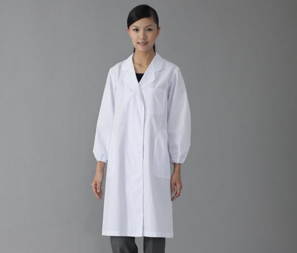 【FOLK】2502【ドクターコート・白衣・シングル医療衣】
