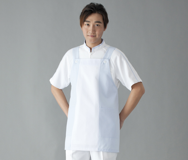 【FOLK】4047【エプロン(男女兼用)・白衣】