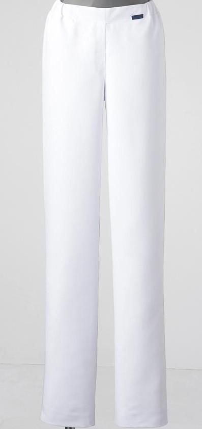 【FOLK】6007EW【ストレートパンツ(総ゴム)・白衣】