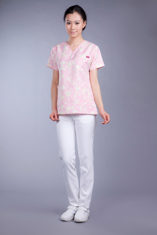 【FOLK】7015SC【スクラブ・白衣・半袖上衣】
