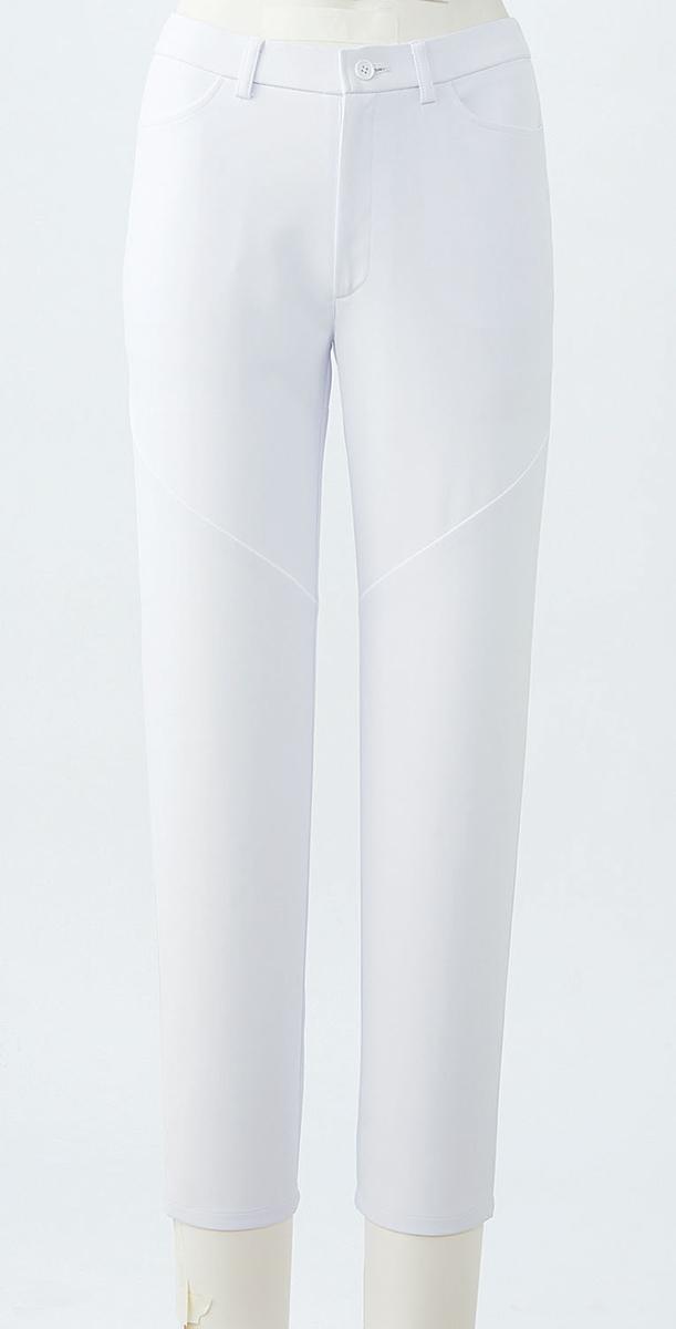 【FOLK×Wacoal】HI301【ワコール・スリムストレートパンツ・白衣】☆2015年新作商品☆