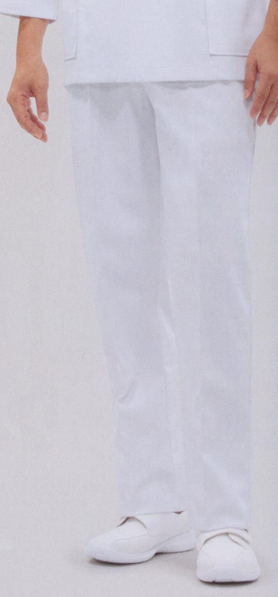 【モンブラン】52-831【白衣・メンズ・男性パンツ】