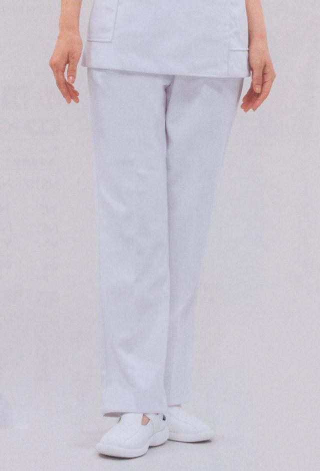 【モンブラン】53-801【パンツ・女子ナースウェア】