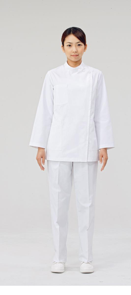 【モンブラン】72-351【ケーシー(KC)・白衣・上衣】