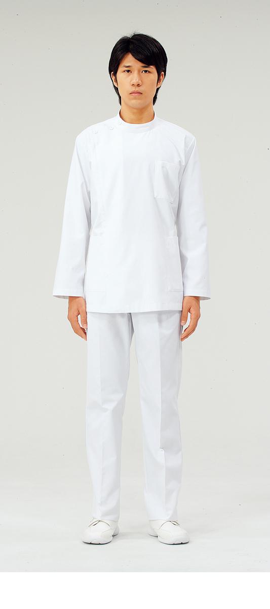 【モンブラン】72-951【ケーシー(KC)・男子白衣・上衣】